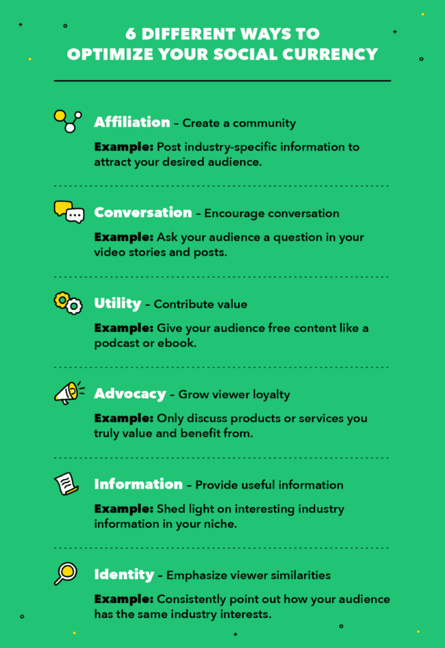6-ways-to-build-social-currency